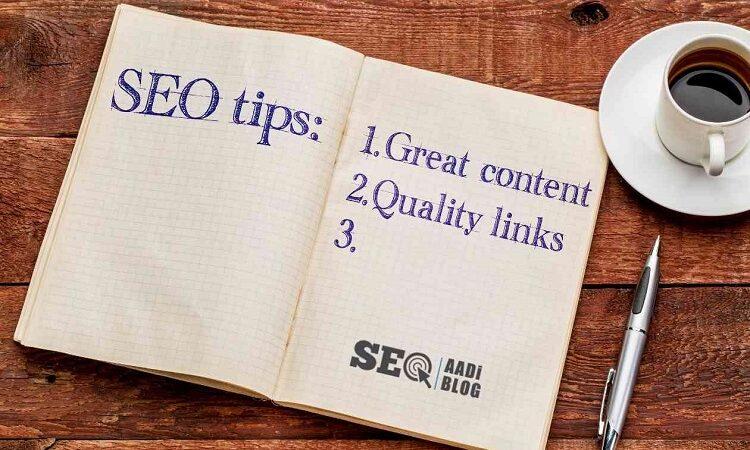 SEO Tips and tricks for New Websites (Beginner's Guide)