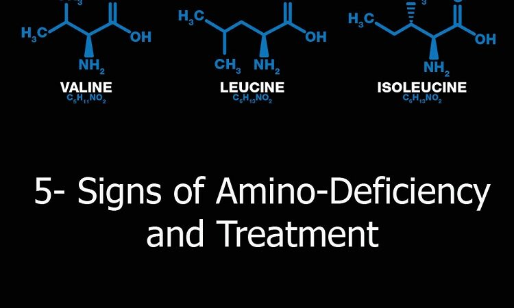 5 – Signs of Amino Deficiency and Treatment