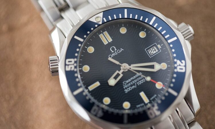 Omega Seamaster: All-Time Famous Luxurious Diving Watches